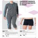 Set donna sport KS107 Short donna fitness KS132